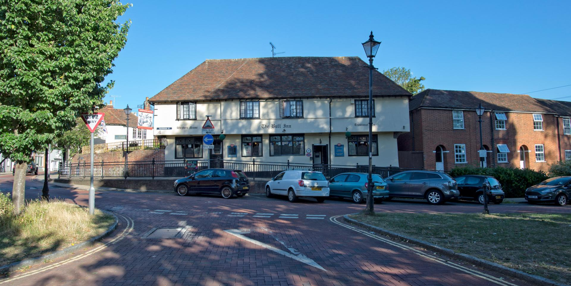 Bull Inn, Faversham
